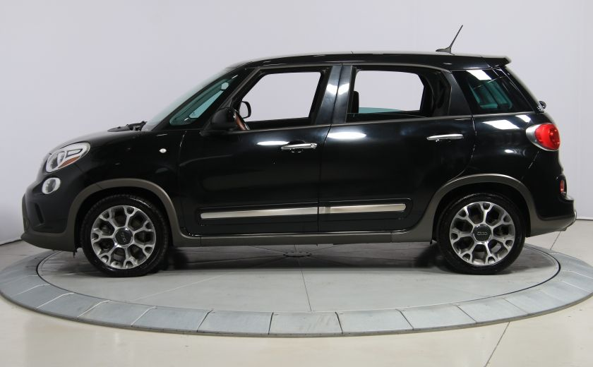 2014 Fiat 500L Trekking AUTO A/C TOIT PANO MAGS BLUETOOTH #3