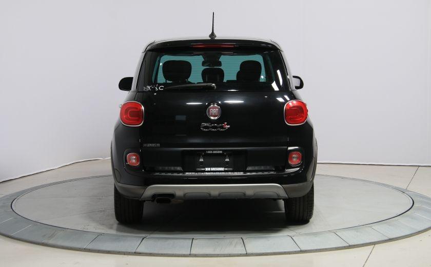 2014 Fiat 500L Trekking AUTO A/C TOIT PANO MAGS BLUETOOTH #5