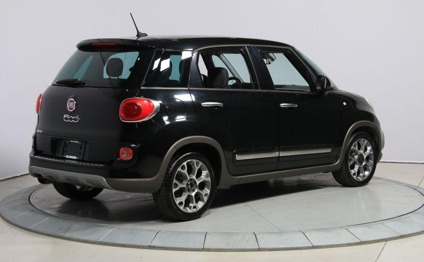 2014 Fiat 500L Trekking AUTO A/C TOIT PANO MAGS BLUETOOTH #6
