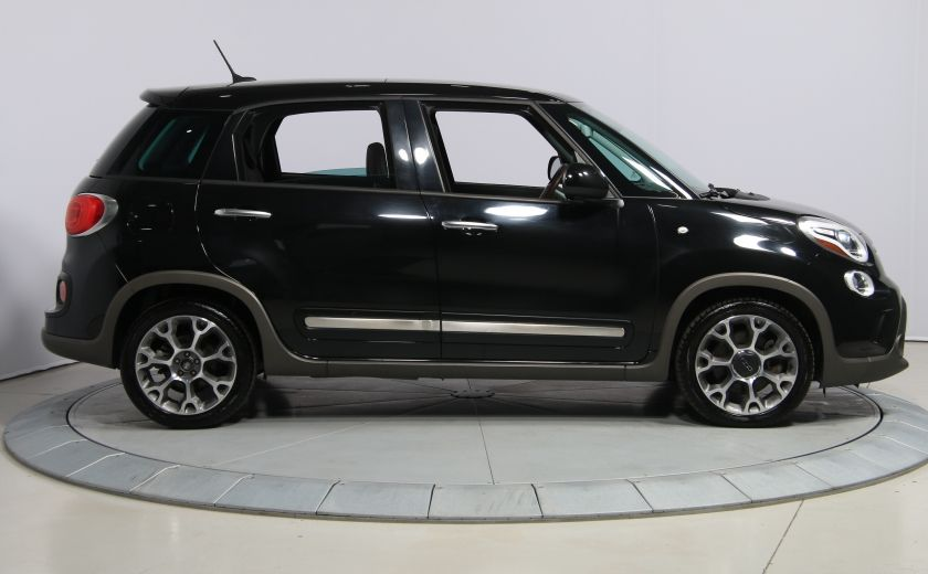 2014 Fiat 500L Trekking AUTO A/C TOIT PANO MAGS BLUETOOTH #7