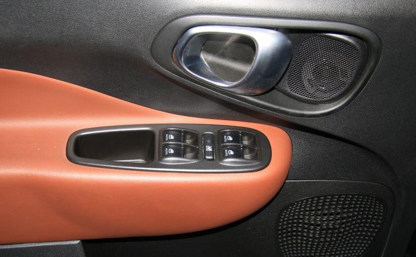2014 Fiat 500L Trekking AUTO A/C TOIT PANO MAGS BLUETOOTH #10