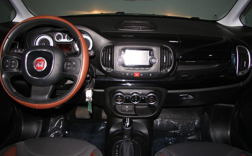 2014 Fiat 500L Trekking AUTO A/C TOIT PANO MAGS BLUETOOTH #12