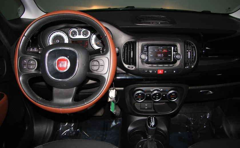 2014 Fiat 500L Trekking AUTO A/C TOIT PANO MAGS BLUETOOTH #13