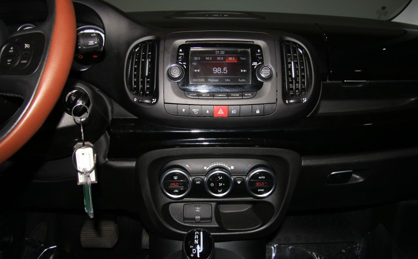 2014 Fiat 500L Trekking AUTO A/C TOIT PANO MAGS BLUETOOTH #15