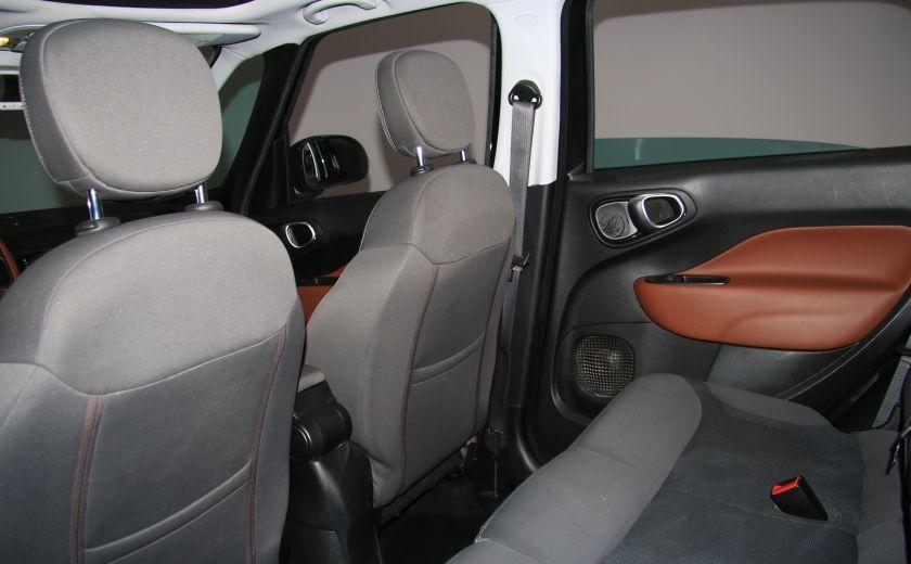 2014 Fiat 500L Trekking AUTO A/C TOIT PANO MAGS BLUETOOTH #18