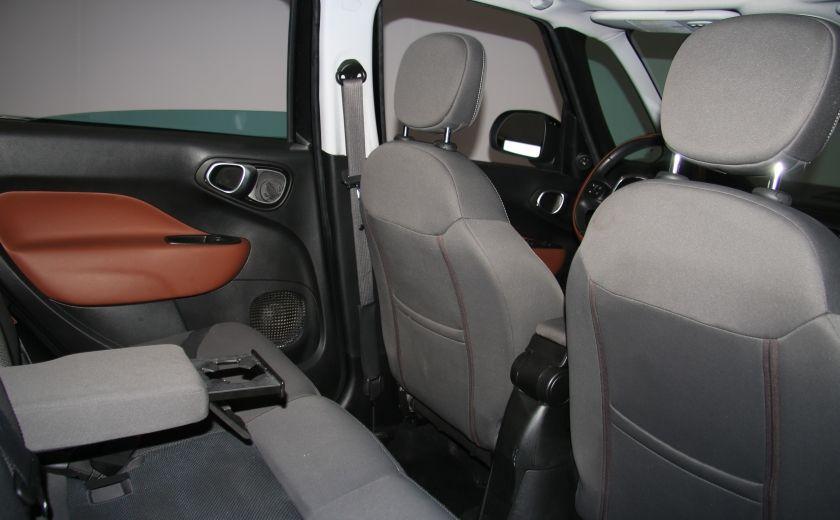 2014 Fiat 500L Trekking AUTO A/C TOIT PANO MAGS BLUETOOTH #20