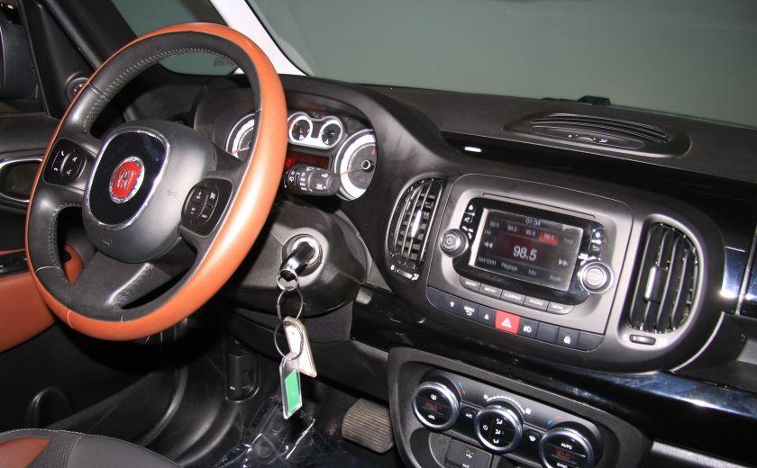 2014 Fiat 500L Trekking AUTO A/C TOIT PANO MAGS BLUETOOTH #23