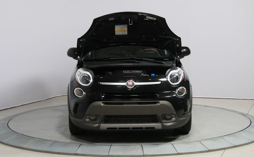 2014 Fiat 500L Trekking AUTO A/C TOIT PANO MAGS BLUETOOTH #26