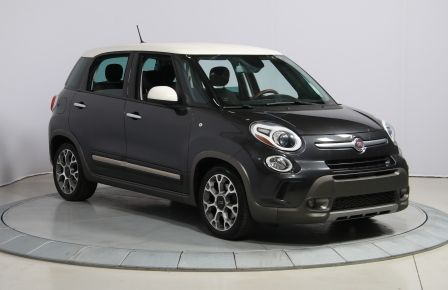 2014 Fiat 500L Trekking AUTO A/C GR ELECT MAGS BLUETOOTH #0