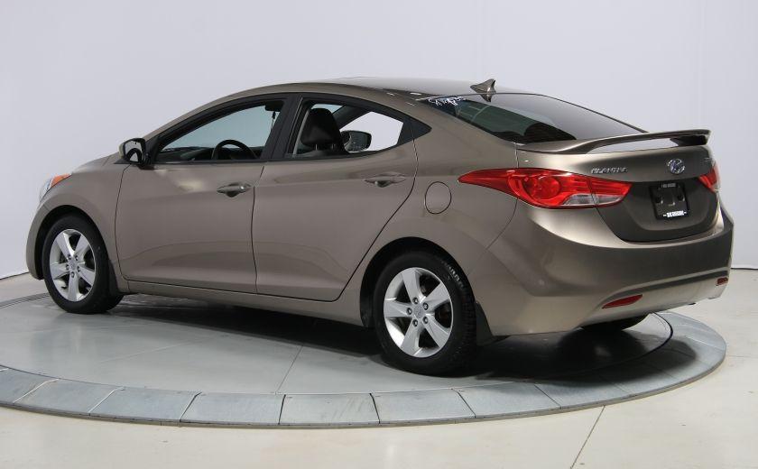2013 Hyundai Elantra GLS AUTO A/C TOIT MAGS BLUETOOTH #4