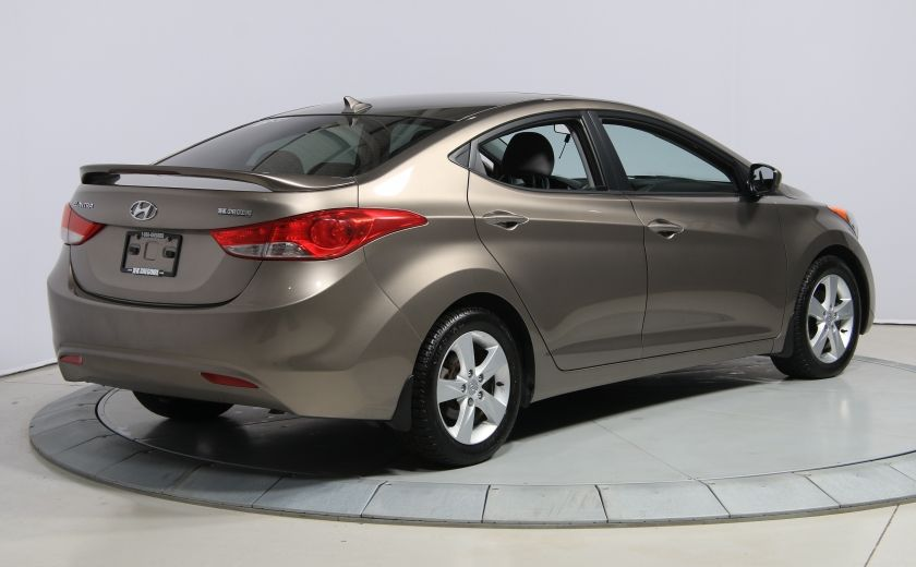 2013 Hyundai Elantra GLS AUTO A/C TOIT MAGS BLUETOOTH #6