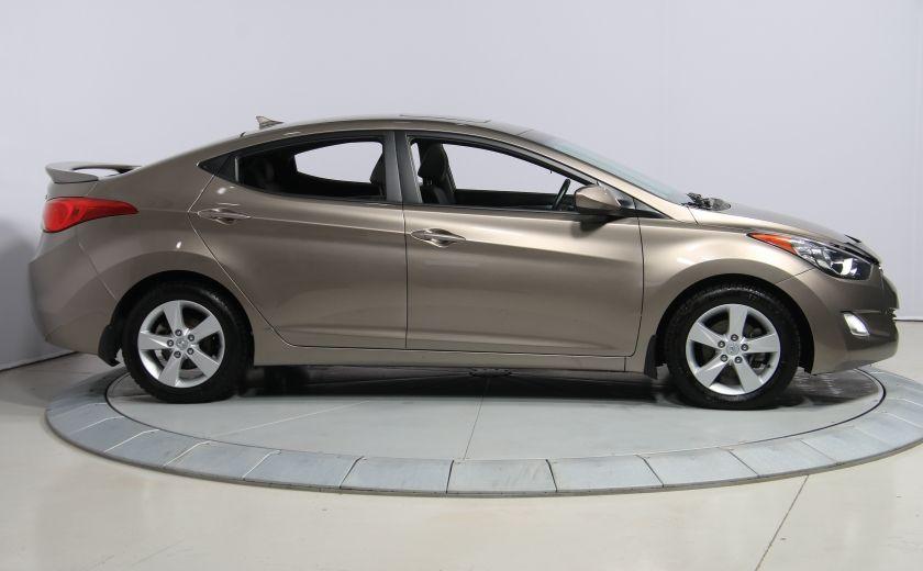 2013 Hyundai Elantra GLS AUTO A/C TOIT MAGS BLUETOOTH #7