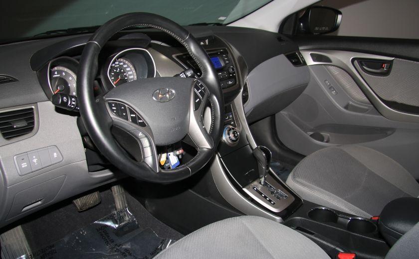 2013 Hyundai Elantra GLS AUTO A/C TOIT MAGS BLUETOOTH #8