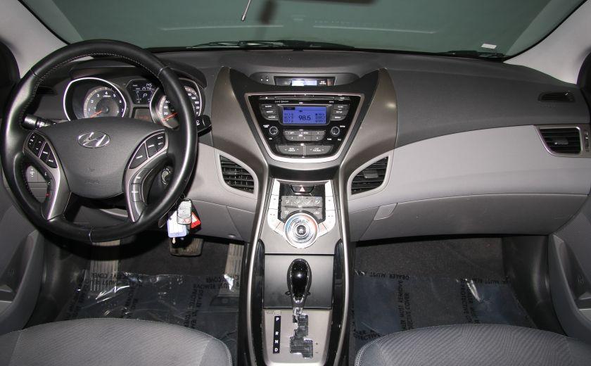 2013 Hyundai Elantra GLS AUTO A/C TOIT MAGS BLUETOOTH #12
