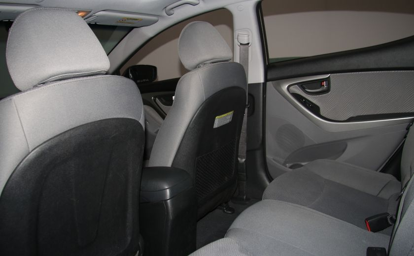2013 Hyundai Elantra GLS AUTO A/C TOIT MAGS BLUETOOTH #19