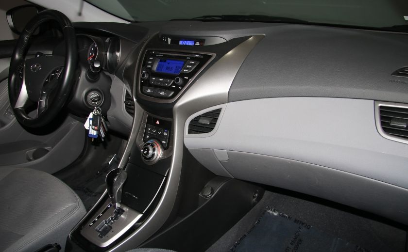 2013 Hyundai Elantra GLS AUTO A/C TOIT MAGS BLUETOOTH #23
