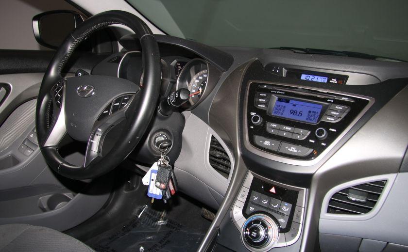 2013 Hyundai Elantra GLS AUTO A/C TOIT MAGS BLUETOOTH #24