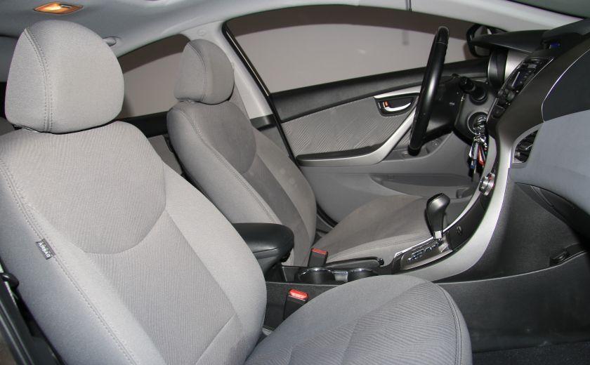 2013 Hyundai Elantra GLS AUTO A/C TOIT MAGS BLUETOOTH #25