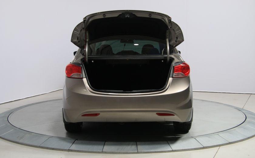 2013 Hyundai Elantra GLS AUTO A/C TOIT MAGS BLUETOOTH #28
