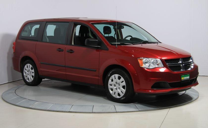 2014 Dodge GR Caravan SE A/C GR ELECT #0