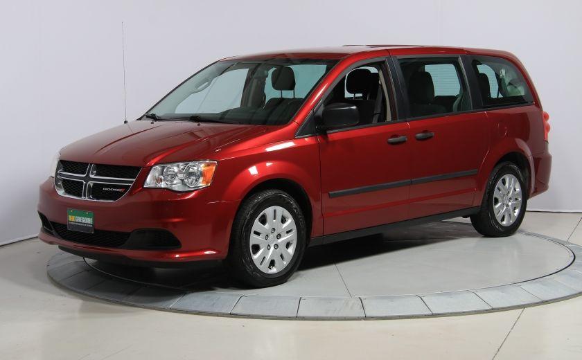 2014 Dodge GR Caravan SE A/C GR ELECT #2