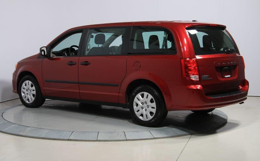 2014 Dodge GR Caravan SE A/C GR ELECT #4