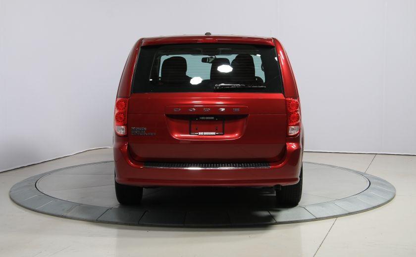 2014 Dodge GR Caravan SE A/C GR ELECT #5