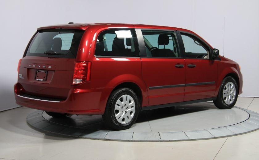 2014 Dodge GR Caravan SE A/C GR ELECT #6