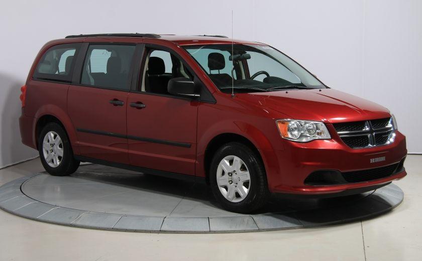 2011 Dodge GR Caravan SE A/C GR ELECT #0