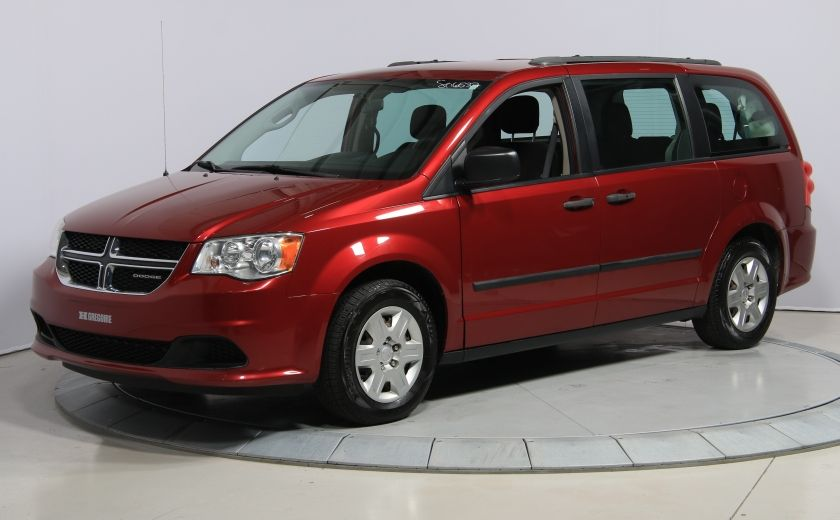 2011 Dodge GR Caravan SE A/C GR ELECT #2
