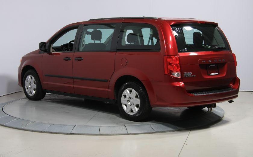 2011 Dodge GR Caravan SE A/C GR ELECT #4