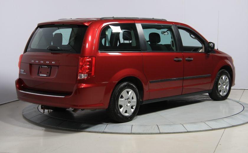 2011 Dodge GR Caravan SE A/C GR ELECT #6