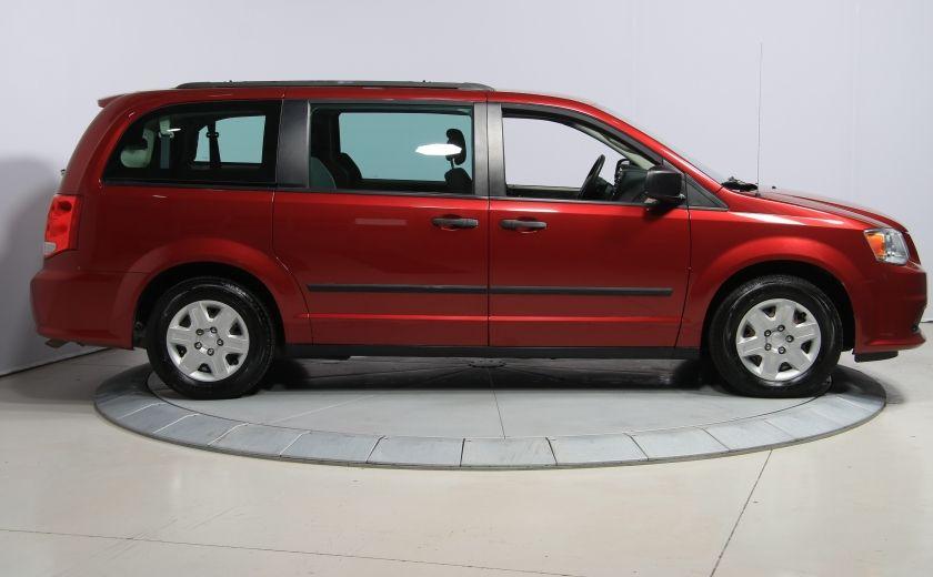 2011 Dodge GR Caravan SE A/C GR ELECT #7