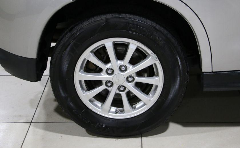 2013 Mitsubishi RVR SE AWD AUTO A/C GR ELECT MAGS BLUETOOTH #25