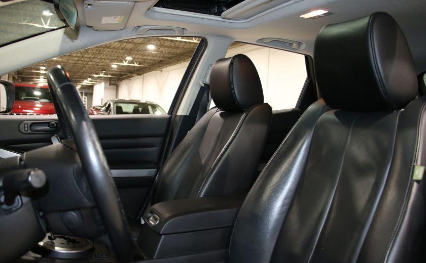 2011 Mazda CX 7 GX LUXURY CUIR TOIT MAGS BLUETHOOT #9