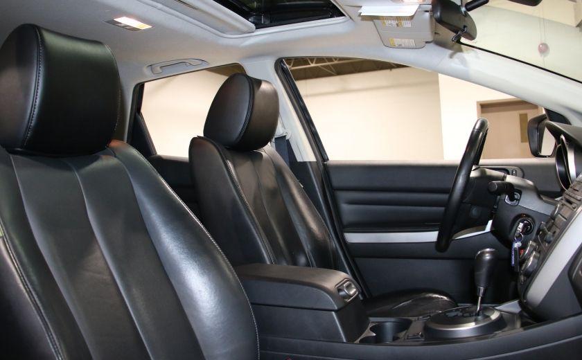 2011 Mazda CX 7 GX LUXURY CUIR TOIT MAGS BLUETHOOT #24