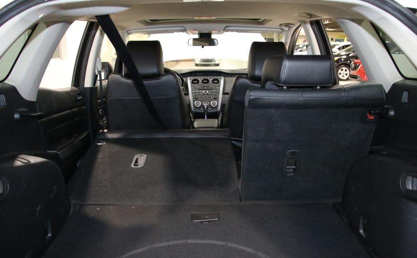 2011 Mazda CX 7 GX LUXURY CUIR TOIT MAGS BLUETHOOT #29