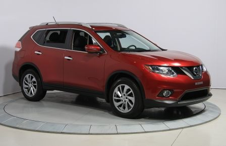 2014 Nissan Rogue SL AWD CUIR TOIT NAV CAMERA 360 DEGRÉS #0
