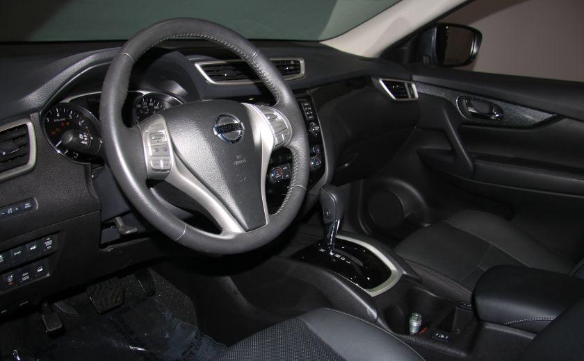 2014 Nissan Rogue SL AWD CUIR TOIT NAV CAMERA 360 DEGRÉS #8