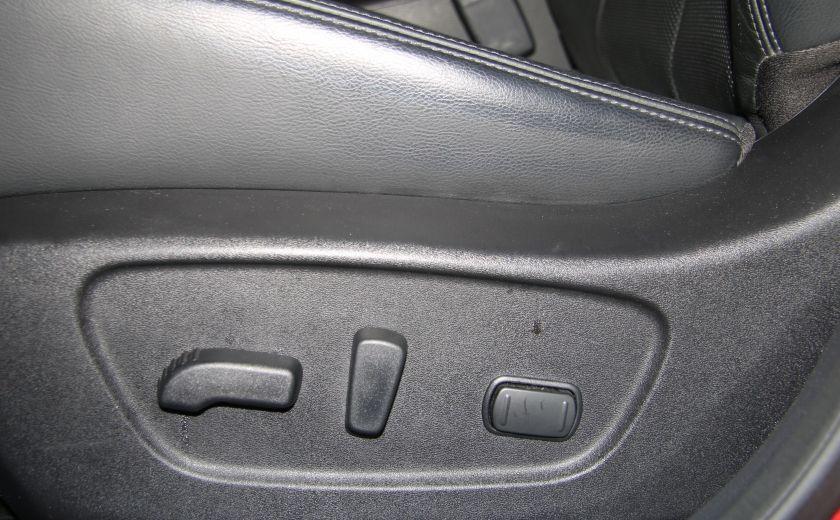 2014 Nissan Rogue SL AWD CUIR TOIT NAV CAMERA 360 DEGRÉS #11