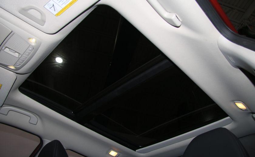 2014 Nissan Rogue SL AWD CUIR TOIT NAV CAMERA 360 DEGRÉS #12