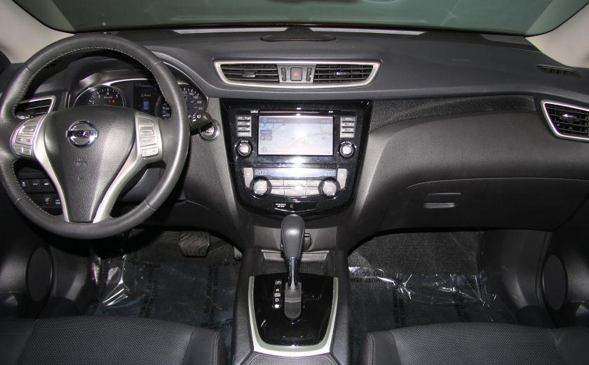 2014 Nissan Rogue SL AWD CUIR TOIT NAV CAMERA 360 DEGRÉS #13
