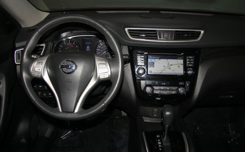 2014 Nissan Rogue SL AWD CUIR TOIT NAV CAMERA 360 DEGRÉS #14