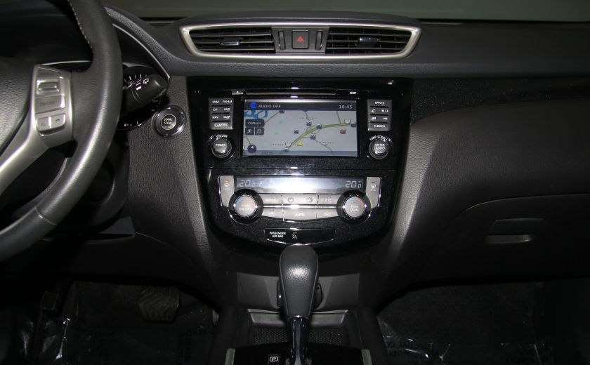 2014 Nissan Rogue SL AWD CUIR TOIT NAV CAMERA 360 DEGRÉS #16