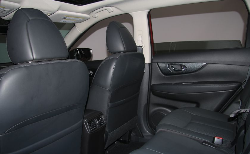 2014 Nissan Rogue SL AWD CUIR TOIT NAV CAMERA 360 DEGRÉS #24