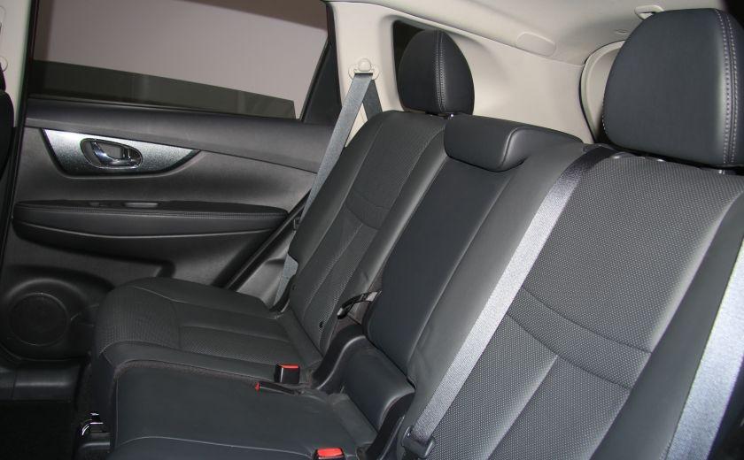 2014 Nissan Rogue SL AWD CUIR TOIT NAV CAMERA 360 DEGRÉS #25
