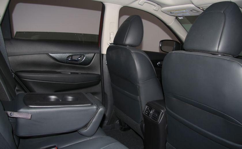 2014 Nissan Rogue SL AWD CUIR TOIT NAV CAMERA 360 DEGRÉS #26