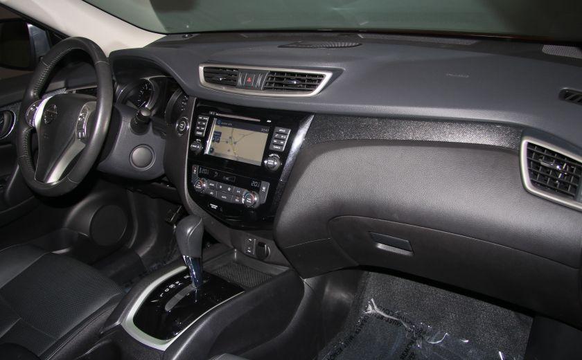 2014 Nissan Rogue SL AWD CUIR TOIT NAV CAMERA 360 DEGRÉS #28