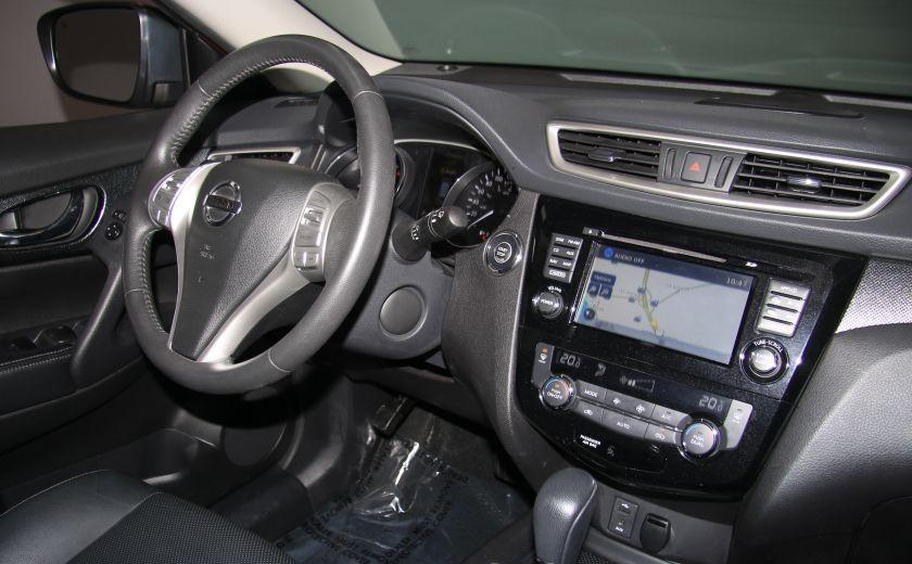 2014 Nissan Rogue SL AWD CUIR TOIT NAV CAMERA 360 DEGRÉS #29