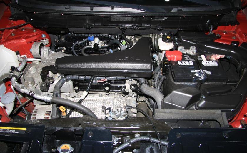 2014 Nissan Rogue SL AWD CUIR TOIT NAV CAMERA 360 DEGRÉS #31